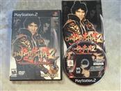 SONY PS2 GAME - ONIMUSHA 2TCH